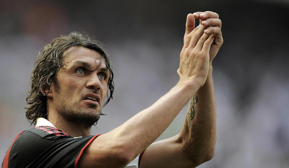Maldini not keen on Milan return   Filippo Monteforte/AFP/Getty Images