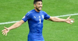 Pelle close to shock China switch | PHILIPPE LOPEZ/AFP/Getty Images