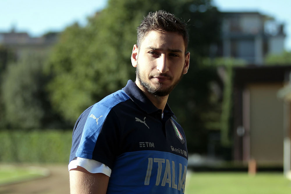 Donnarumma 'never leaving AC Milan' claims brother