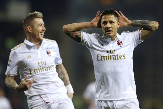 Lapadula the star as Milan cruise to win in Empoli | AFP Getty