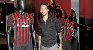 Vangioni set for early Milan departure? | Image: acmilan.com