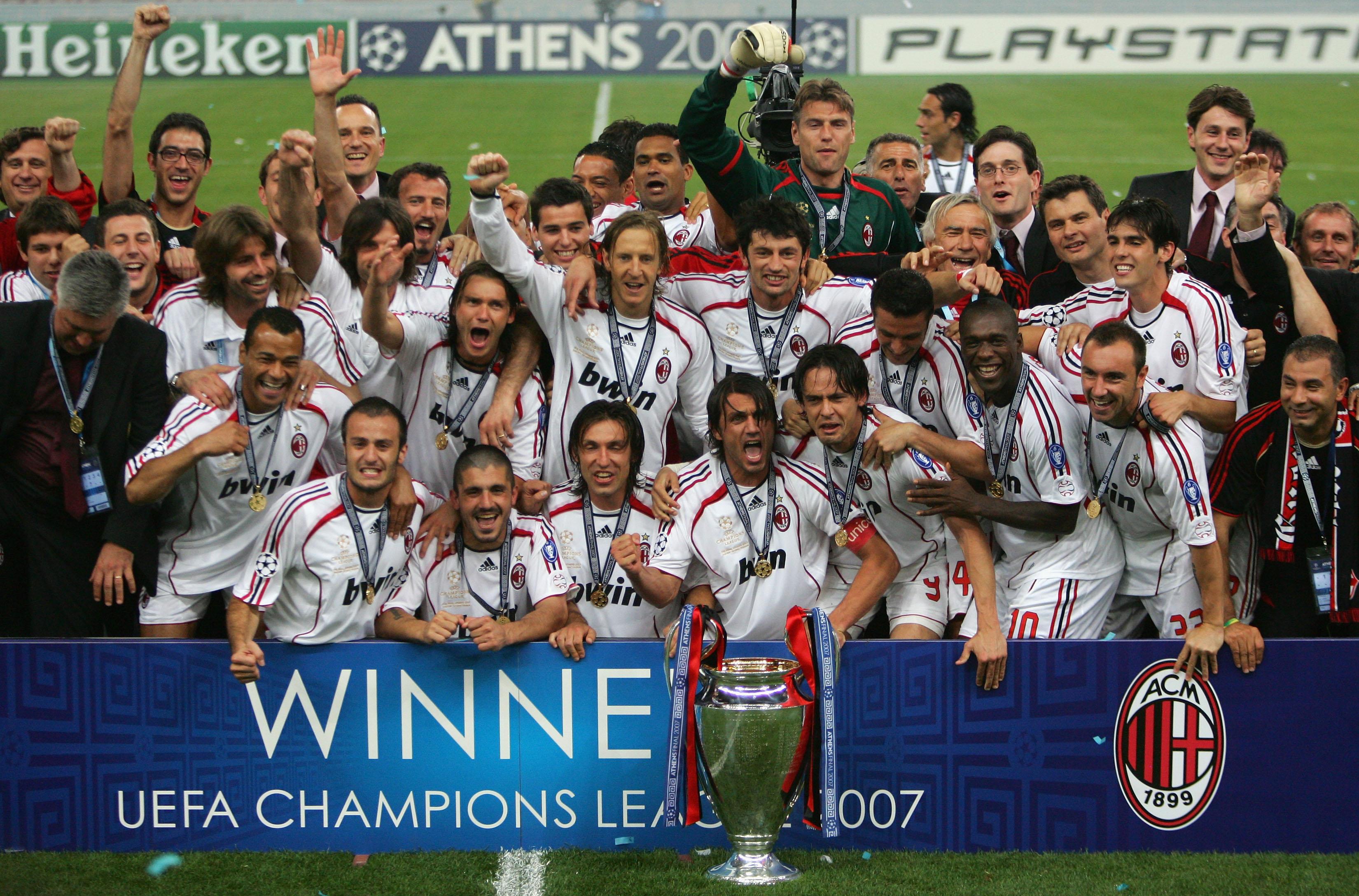 milan uefa champions league 2007 - photo#5