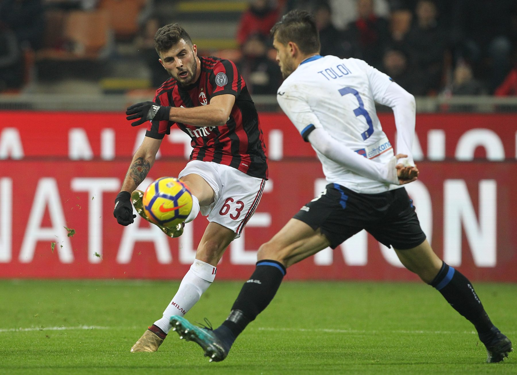 Image result for Atalanta – AC Milan