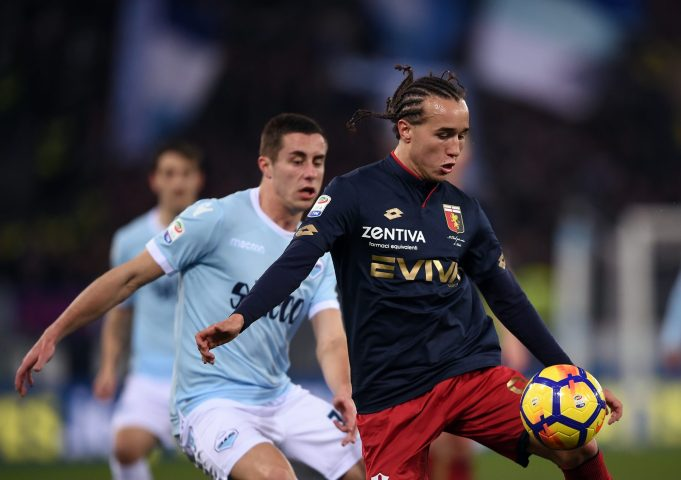 Laxalt Genoa AC Milan