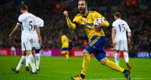 Higuain Juventus AC Milan