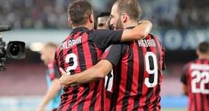 Calabria Higuain Milan