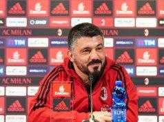 Gattuso AC Milan press conference