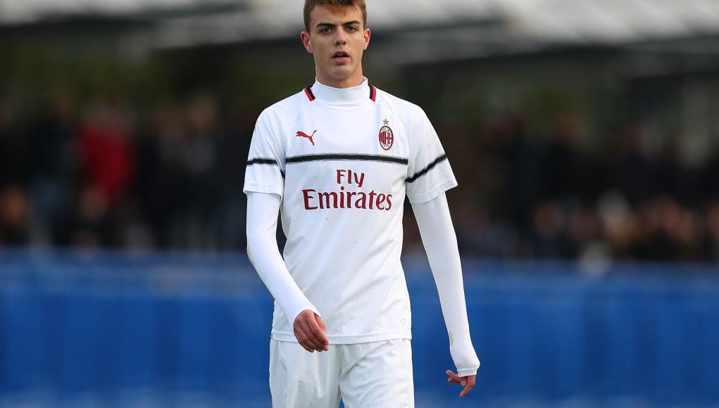 Daniel Maldini AC Milan