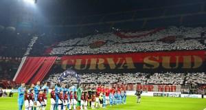 AC Milan tifo San Siro