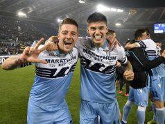 Sergej Milinkovic-Savic AC Milan Lazio