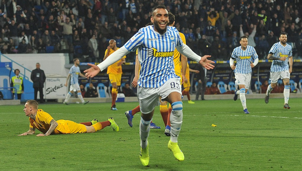 Mohamed Fares of SPAL