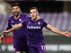 Jordan Veretout of ACF Fiorentina