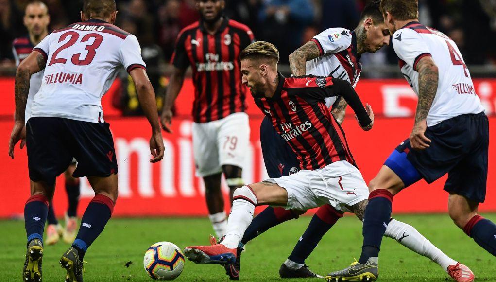 Castillejo AC Milan