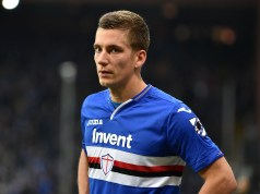 Dennis Praet of Sampdoria