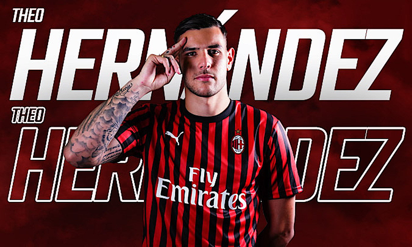 AC Milan sign Hernandez from Real Madrid