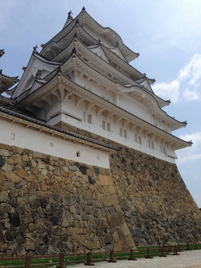 Castello di Himeji fortezza inespugnabile