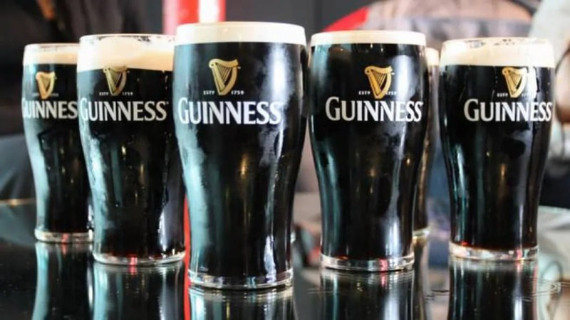 Guinness birre