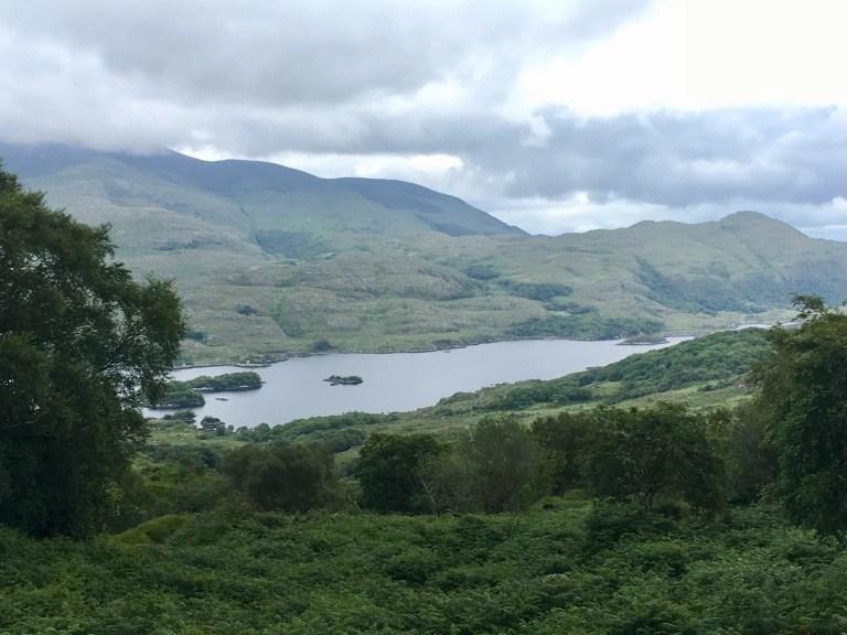 Paesaggio Irlandese