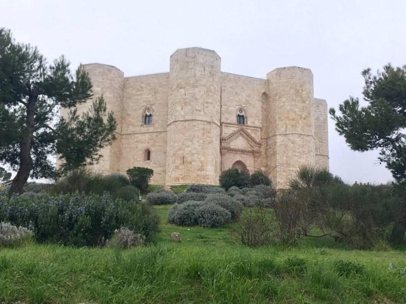 Castel del Monte ad Andria in Puglia