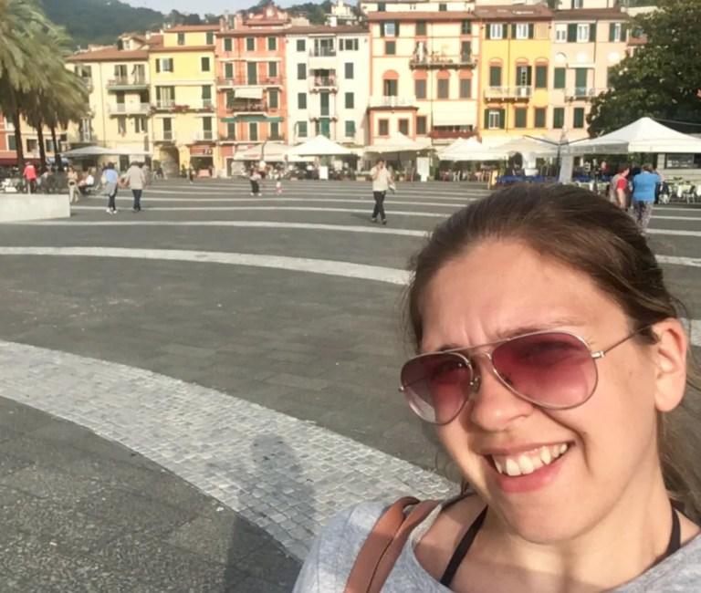 Lerici e la sua piazza centrale