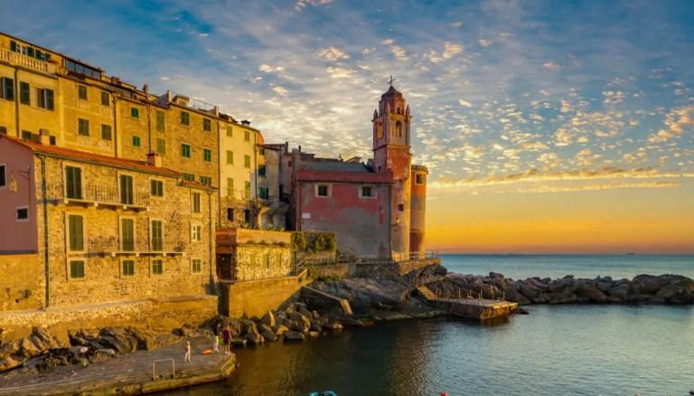 tellaro di lerici uno dei borghi più bello d'Italia
