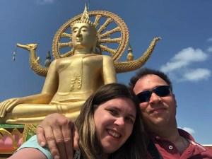 Il Grande Buddha di Koh Samui