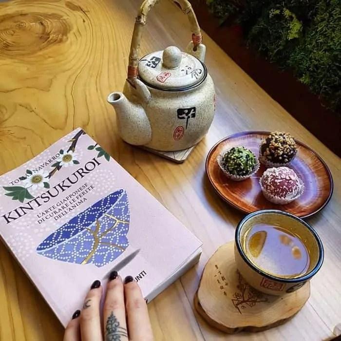 Kintsugi tea&cakes pasticceria orientale e tè