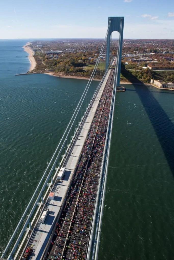 Ponte di Verazzano a New York