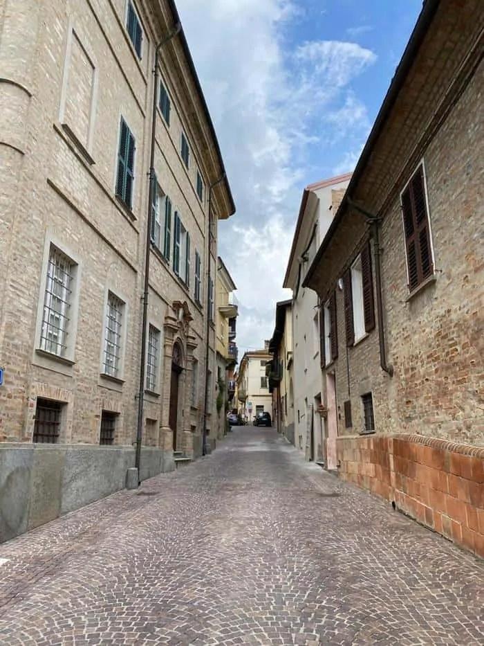 Palazzo dei Conti Bongioanni Cocito a Neive
