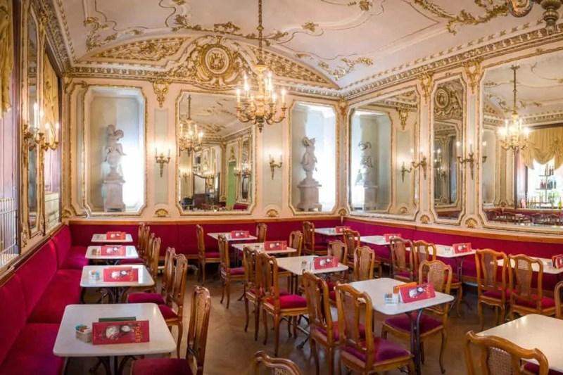 I caffè storici Torino