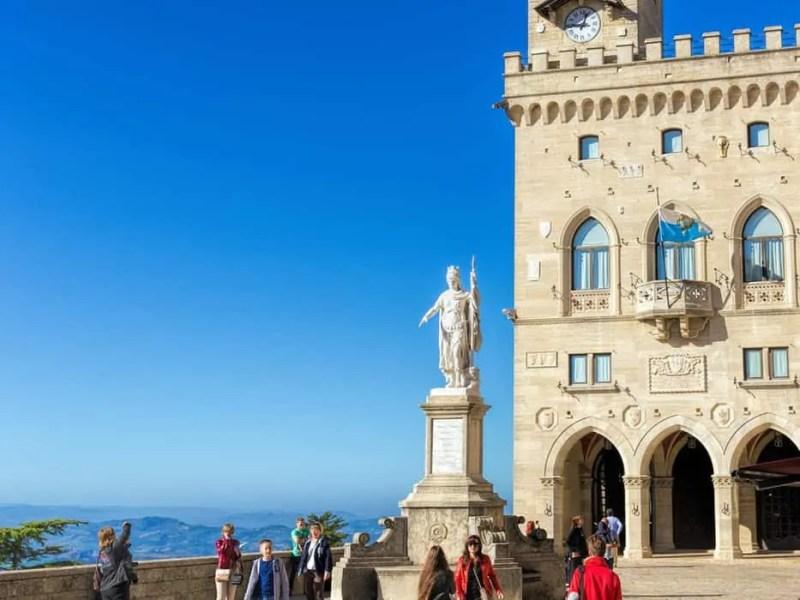 Statua della libertà di San Marino