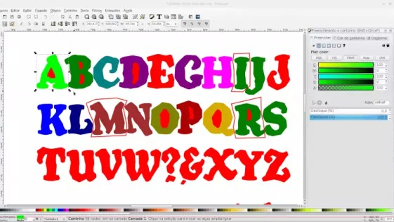 como-desenhar-fontes-no-inkscape