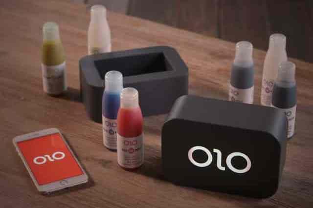 impressora 3D para Smartphones