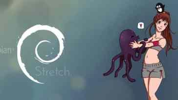 """GNU/Linux 9 """"Stretch"""" RC2"""