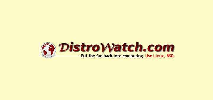 distrowatch