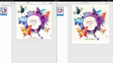 Evince GNOME Adobe