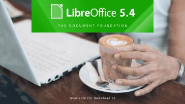 libreoffice-5.4-tdf-lançamento