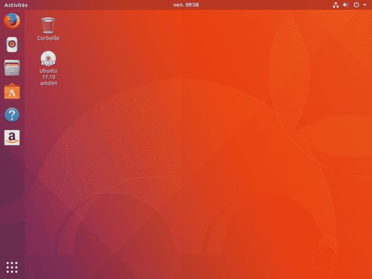 lançado-ubuntu 17.10-Artful-Aardvark