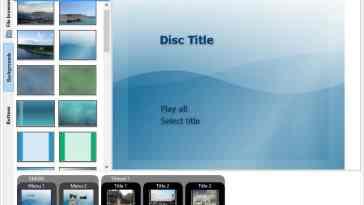 Criar DVDs