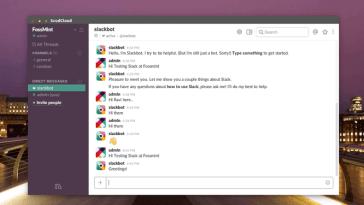 Como Instalar o Slack no Linux Mint, Ubuntu e Derivados