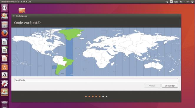 Como instalar o Ubuntu 16.04.3 com um guia feito por um usuário