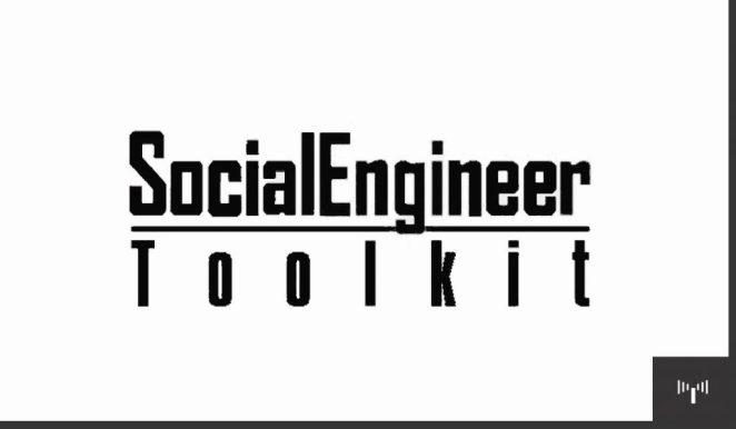 SocialEnginerToolkit