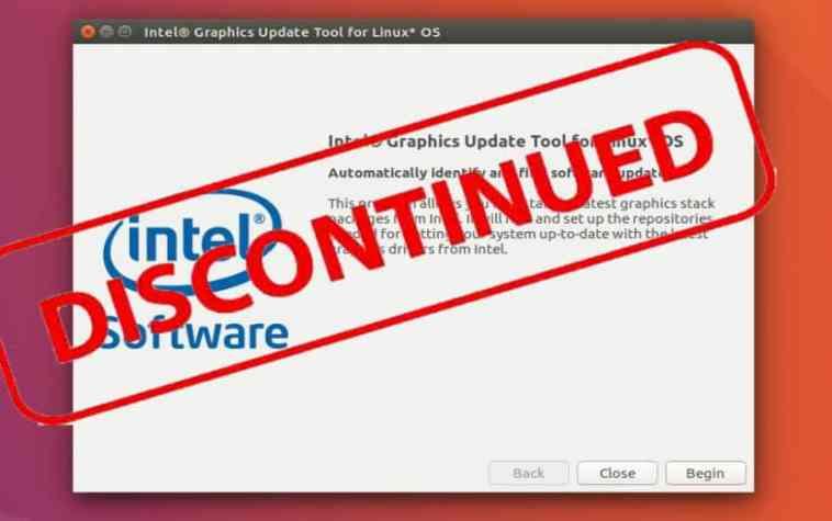 Intel Graphics Update Tool