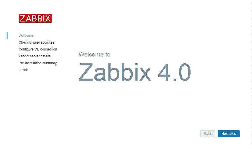 Instalando Zabbix Server 4.0 no Debian 9