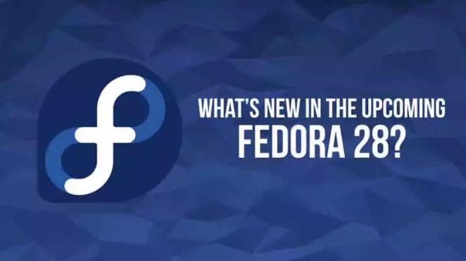 Fedora Workstation 28