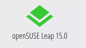 OpenSUSE 15