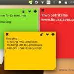 Aprenda a Instalar o Sticky Notes no Ubuntu, Linux Mint e derivados