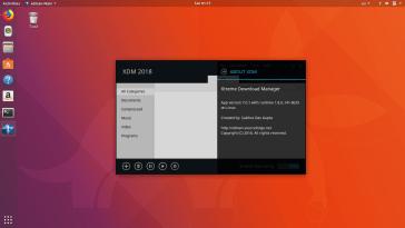 Instale o Xtreme Download Manager 2018 no Ubuntu