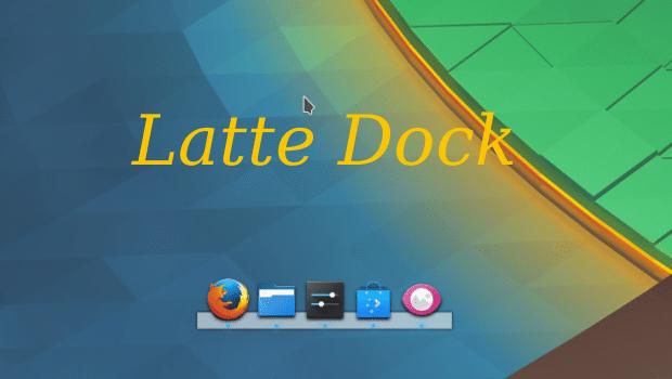 Latte Dock 0.9 beta traz melhorias Wayland