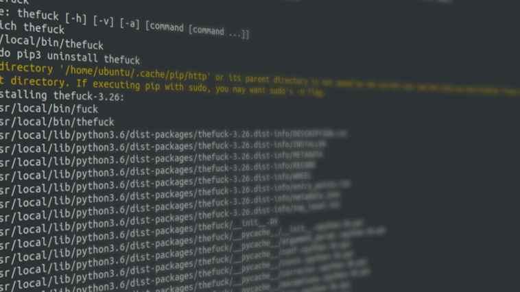 como funciona a Linha de Comando do Linux